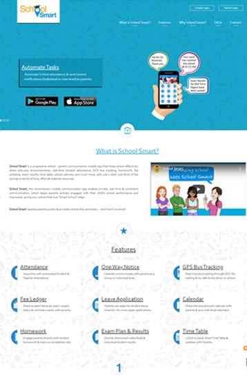 School Smart Mobile App