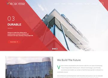 Valoric Venture, Prefab Aluminium Building Structure
